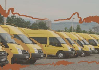 რატომ ყიდულობს მერია ახალ მიკროავტობუსებს და რა პრობლემები აქვს კერძო სატრანსპორტო კომპანიას?