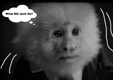 """""""ნეტფლიქსზე"""" დევიდ ლინჩის ახალი ფილმი გამოვიდა, რომელშიც მაიმუნის დაკითხვის მოწმე ვხდებით"""