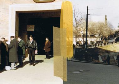 90-იანების თბილისი უცნობი ამერიკელის თვალით - ფოტოსერია
