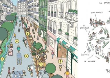 2024 წლიდან პარიზში მთავარი ტრანსპორტი ველოსიპედი გახდება