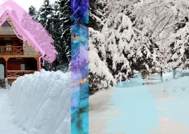 სად წავიდეთ თოვლში დასასვენებლად ზამთრის ცნობილი კურორტების გარდა?
