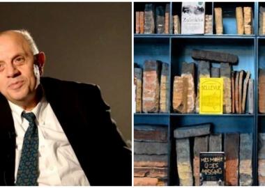 ლევან ბერძენიშვილის წიგნი EBRD-ის ლიტერატურული პრემიის Longlist-ში მოხვდა