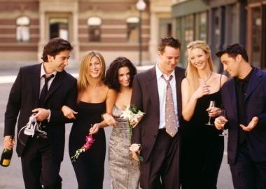 """""""Friends"""" 15-წლიანი პაუზის შემდეგ ბრუნდება"""