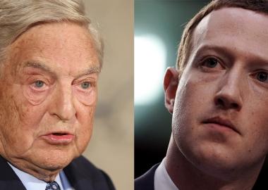 """სოროსმა ცუკერბერგს """"ფეისბუქის"""" მართვაზე უარის თქმისკენ მოუწოდა"""
