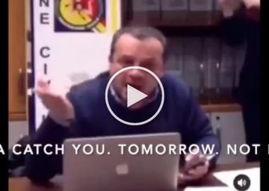 როგორ უბრაზდებიან იტალიის ქალაქების მერები მოსახლეობას თავიანთ ვიდეომიმართვებში - დღის ვიდეო
