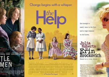 10 შთამაგონებელი ფილმი ქალებზე