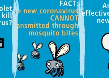 გავრცელებული მითები კორონავირუსზე, რომელიც ჯანდაცვის მსოფლიო ორგანიზაციამ უარყო