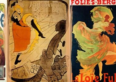 """Art of the Poster - მინეაპოლისის კოლეჯმა """"ოქროს ხანის"""" პოსტერების არქივი გამოაქვეყნა"""