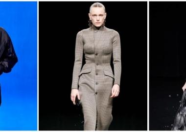 Balenciaga: რატომ იყო ცარიელი პირველი რიგები გვასალიას დღევანდელ AW20 შოუზე?