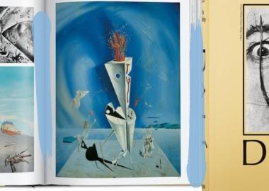 სალვადორ დალის ნახატები, რომლებიც აქამდე არავის უნახავს