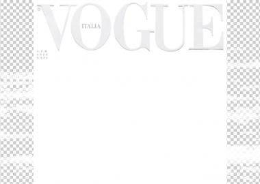 Vogue Italia-მ აპრილის ნომრის გარეკანზე სუფთა თეთრი ფურცელი გამოიტანა
