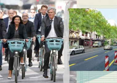 კარანტინის შემდგომ პარიზში 650-კილომეტრიანი ველობილიკები მოეწყობა