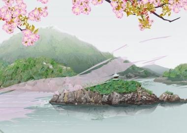 გაიცანით 77 წლის იაპონელი მხატვარი, რომელიც Excel-ში ლანდშაფტებს ხატავს