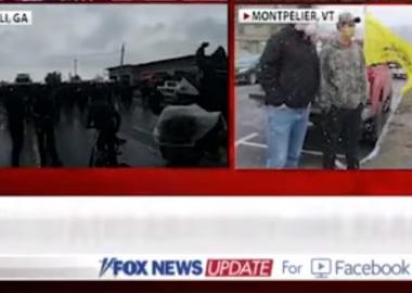 Fox News-მა მარნეული შეცდომით ჯორჯიის შტატის ქალაქად გამოაცხადა