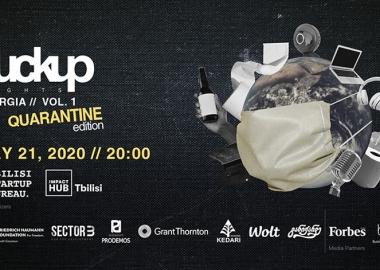 Fuckup Nights Tbilisi ახალი კონცეფციით და ბევრი საინტერესო სიახლით ბრუნდება