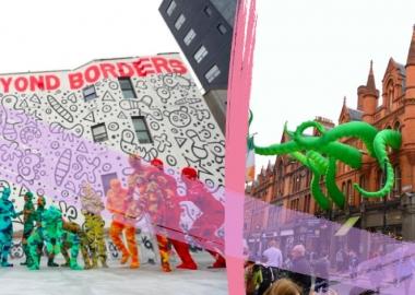 ქუჩის 15 მხატვარი, რომლებიც სამყაროს სათამაშო მოედნად იყენებენ