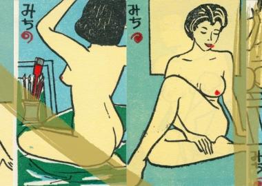 იაპონური vintage ასანთის კოლოფები - ეროტიკული სცენებითა და დაუვიწყარი დიზაინით უცნობი ოსტატებისგან