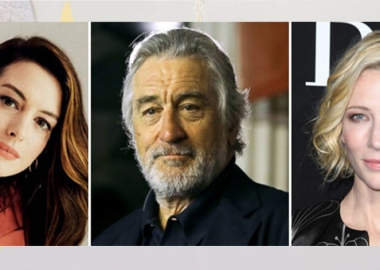 ქეით ბლანშეტი, რობერტ დე ნირო და ენ ჰეთეუეი ჯეიმს გრეის ახალ ფილმში ერთად ითამაშებენ