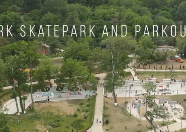 მომწონს: Mziuri Skatepark and Parkour Ground