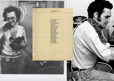60-იანების ნიუ იორკის პოეზიის სატელეფონო ცხელი ხაზი Dial-a-Poem, რომელმაც ეპოქა შექმნა - ჯონ ჯორნო