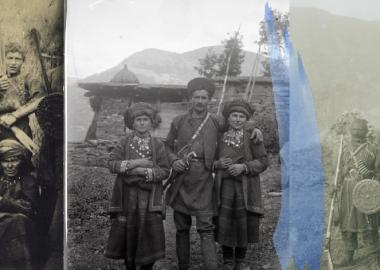 ხევსურების ყოფა-ცხოვრების ამსახველი უნიკალური ფოტომასალა, 1890-1939