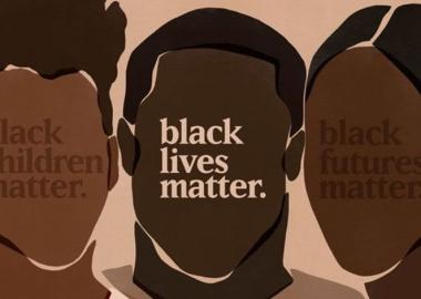 გრაფიკული დიზაინერები მოძრაობა Black Lives Matter-ის  მხარდამჭერ ილუსტრაციებს ქმნიან