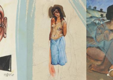 მოდერნისტი მხატვრის, იოსებ გაბაშვილის ნამუშევრები ეროვნულ გალერეაში პირველად გამოიფინება