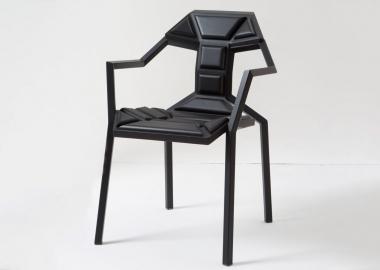 Dezeen: სანდრო ლომინაშვილის ჭიანჭველას მსგავსი სკამი ფაზლივით იწყობა