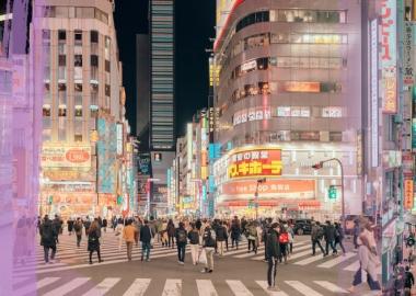 ტოკიო, როგორც ფერადი სიზმარი - ფრანგი ფოტოგრაფის, ლუდვიგ ფავრეს  ობიექტივში