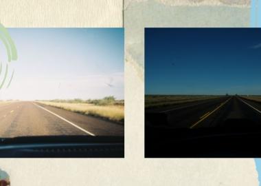 ორი ლარედო - ანა ძიაპშიპას ფოტომოგონებები აშშ-მექსიკის საზღვრიდან