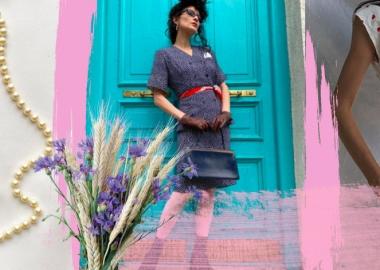 ვინტაჟური ტანსაცმელი და ნივთები ქართულ Instagram-ზე