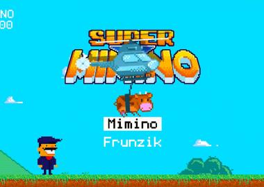 Super Mimino - მიმინოს გზა Nintendo-ს სამყარომდე