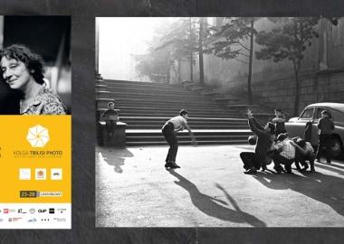 """ვარლამ გენგიურის გამოფენა """"60 წელი ფოტოგრაფიაში"""" - 23 სექტემბრიდან """"ქარვასლაში"""""""