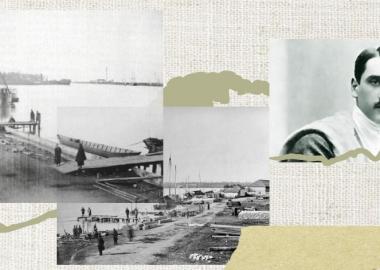 ფოტოამბავი: ფოთის დაგეგმარების ისტორია და ნიკო ნიკოლაძის მემკვიდრეობა