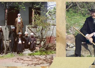 ფოტოამბავი: პროკუდინ-გორსკი და პირველი ფერადი ფოტოგრაფია საქართველოდან
