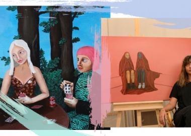 ინტერვიუ ხელოვან თამარა ლორთქიფანიძესთან - გამოგონილი პერსონაჟები რეალური ცხოვრებიდან