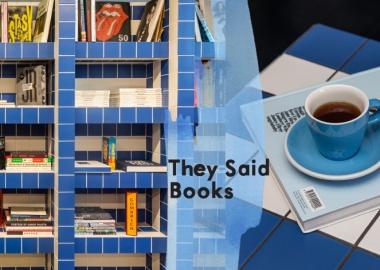 They Said Books - კონცეპტუალური სივრცე წიგნების, ბეჭდური გამოცემებისა და ყავის მოყვარულთათვის