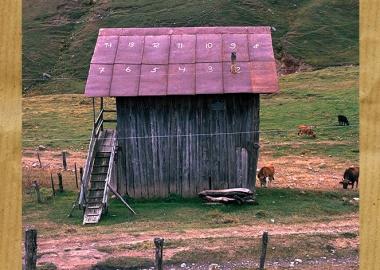 ნატა სოფრომაძე: უნიკალური სახლები ზემო აჭარიდან