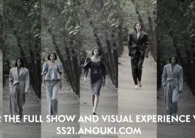ANOUKI-ის გაზაფხული/ზაფხული 2021 სეზონის კოლექცია - Mercedes-Benz Fashion Week Tbilisi