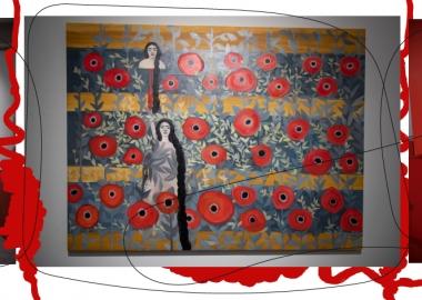 """""""შეხების წერტილი"""" - სამი ხელოვანის კოლაბორაციული პროექტი Gamrekeli Modern-ში"""