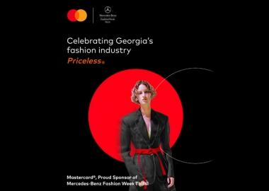 Mastercard წარმოგიდგენთ მერსედეს ბენცის პირველ ციფრულ მოდის კვირეულს საქართველოში