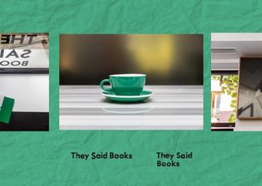 Theysaidbooks.com – მწვანე: ციფრული სივრცე წიგნების, სხვა ბეჭდური გამოცემებისა და ყავის მოყვარულთათვის