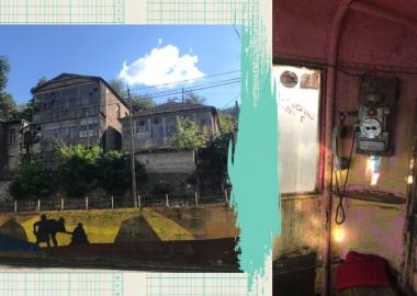 ფოტორეპორტაჟი ჭიათურიდან - ქალაქის ისტორია და დღევანდელობა