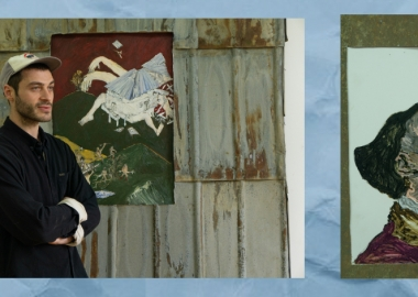 """ნიკა ქუთათელაძის სოლო გამოფენა """"ტარიელი ემზადება გამოსაზამთრებლად"""" გალერეა Artbeat-ში"""