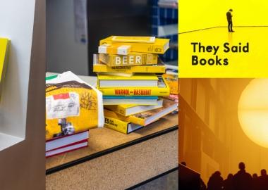 Theysaidbooks.com - ყვითელი: ციფრული სივრცე წიგნების, სხვა ბეჭდური გამოცემებისა და ყავის მოყვარულთათვის