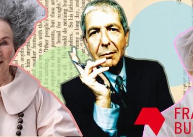 რვეული #6 - მწერლები, რომლებიც ქმნიან კანადურ ლიტერატურას