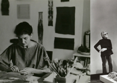 """""""ბაუჰაუსის"""" მქსოველი ქალები, რომლებმაც ტექსტილის ხელოვანთა თაობებს შთააგონეს"""