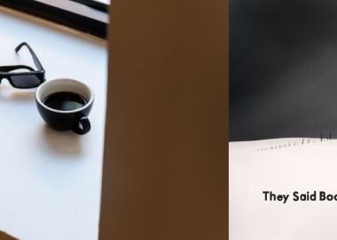 They Said Books – შავ-თეთრი: კონცეპტუალური სივრცე წიგნების, ბეჭდური გამოცემებისა და ყავის მოყვარულთათვის