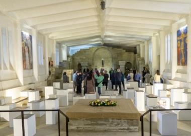 TRANSCENDENTALIA - მშვიდობის კათედრალის სახელოვნებო პროგრამა თბილისში