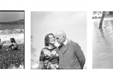 სანდრო მამასახლისის ფოტოგამოფენა თბილისის ისტორიის მუზეუმში